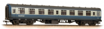 374-066 Farish BR Mk1 SK Second Corridor BR Blue & Grey with ScotRail Branding Weathered